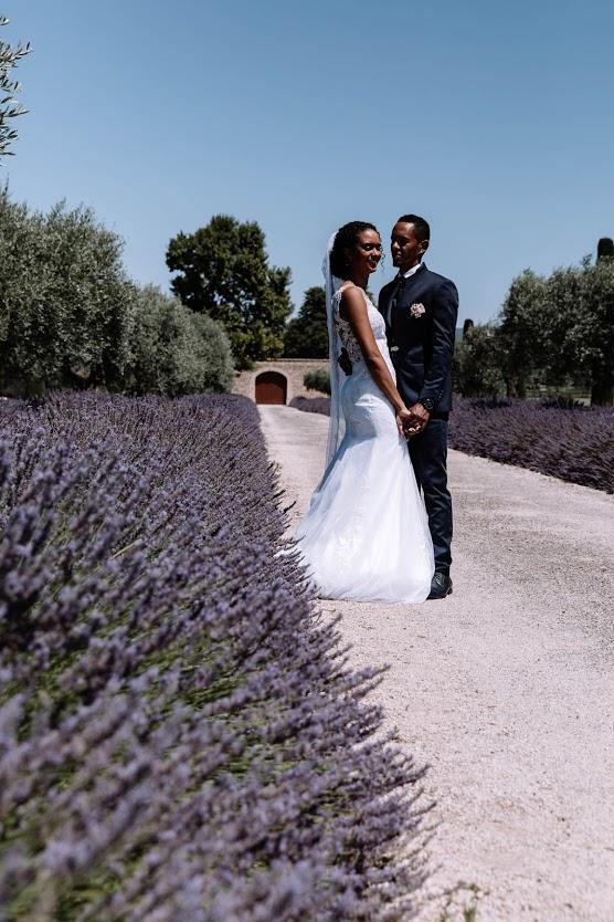 Mariage à Marseille, en Provence